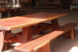live edge outdoor table cumaru table set live edge exotic species elephant table with