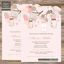 bridal tea party invitation wording template shabby chic baby shower invitation
