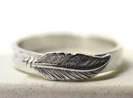engravable sterling silver charms engravable feather ring custom engraved sterling silver charm