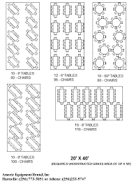 Round Table Seating Capacity Tent Layout Ideas Wedding Pinterest Tents Wedding And Weddings