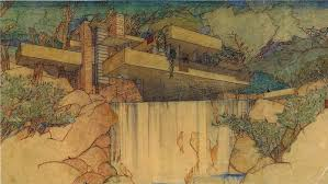fallingwater echoes of falling water in wright u0027s unbuilt projects