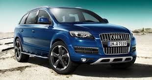 Audi Q7 Modified - audi q7 s line style and sport editions come about