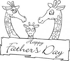 happy fathers day coloring page aecost net aecost net