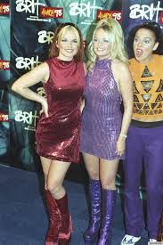 Halloween Costumes Redheads 25 Ginger Spice Ideas Spice Girls
