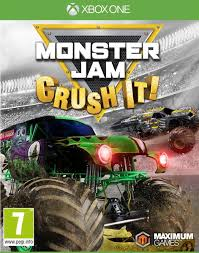 monster truck video games xbox 360 bol com monster jam crush it 505 games games