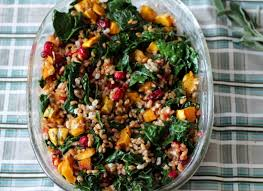 farro cranberry kale casserole for thanksgiving berkeleyside