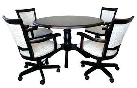dining table with rolling chairs u2013 rhawker design