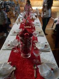 red and silver christmas table settings 153 best christmas table images on pinterest xmas tray tables and