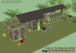How To Make A Building Plan Free by Home Garden Plans M201 Chicken Coop Plans Construction