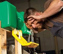 Faucet Mounted Eyewash Station Emergency Equipment Showers And Eyewash Stations Haws Co