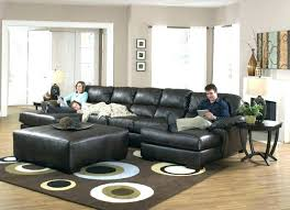 Brown Leather Sofa With Chaise Leather Sectional Sofa With Chaise Leather Sectional Right Facing