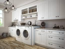 aspen white kitchen cabinets aspen white shaker laundry room the rta store rta blogs