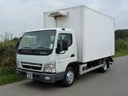 mitsubishi van mitsubishi canter 75 c 150 4 x 2 fridge van