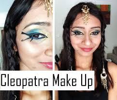 Cleopatra Makeup Tutorial Halloween Costume Ideas Youtube Cleopatra Make Up Tutorial Youtube