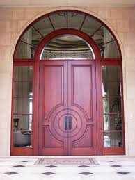 home front door door design residential front doors with sidelight door designs