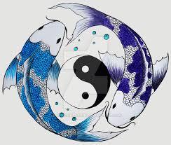 yin yang koi fish by katieconfusion on deviantart