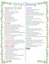 free spring cleaning checklist springclean16 double duty mommy