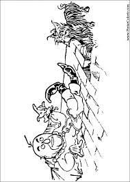 dessins de peindre et couleur magicien d u0027oz imprimer conception 010