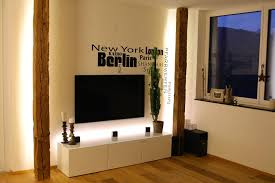 Fernseher Im Bad Altholz Bretter Balken Gehackt Bs Holzdesign