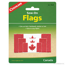 Canadian Flag Patch Sew On Flags Canada Travel Coghlan U0027s