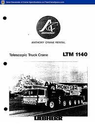 crane liebherr ltm 1140 crane machine transport infrastructure