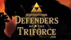 real escape game defenders of the triforce san diego