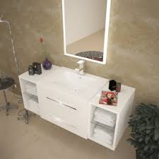 Bathroom Sink Vanity Cabinets And Wall Hung Vanity Units At - Designer vanity units for bathroom