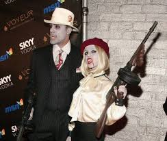 Gangster Couple Halloween Costumes 90 Couple Costumes Images Costumes