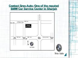 car service center floor plan bmw garage in sharjah dubai