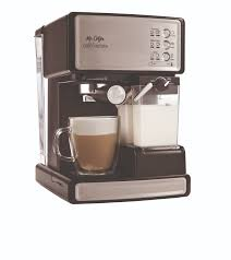 espresso coffee mr coffee cafe barista espresso maker bvmc ecmp1000 black