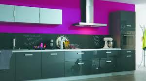 deco cuisine violet deco cuisine noir et violet