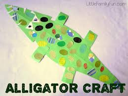 crocodile art for kids