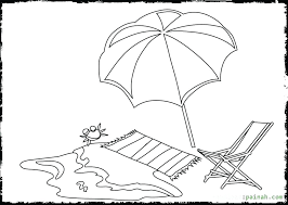 beach coloring pages preschool coloring pages of the beach coloring pages beach beach scene