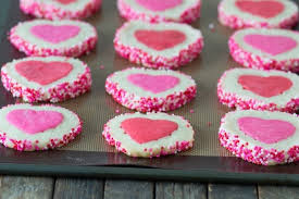 valentines day cookies s day slice n bake cookies the year