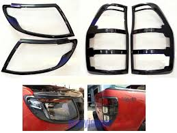 ford ranger covers taillight covers ford ranger t6 raptor