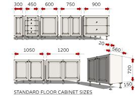 Kitchen Cabinet Size Chart Standard Kitchen Cabinet Depth Peachy 24 Sizes In Pleasant Chart