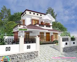 1600 sq ft cute house plan kerala home design and floor plans