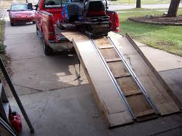 Ford F150 Truck Ramps - more on truck ramps snowmobile forum your 1 bed for motorcycles