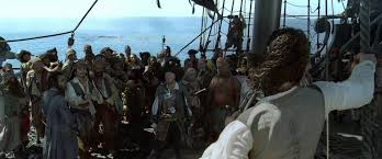 History Of The Pirate Flag Cursed Crew Potc Wiki Fandom Powered By Wikia