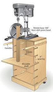 Sewing Machine Cabinet Plans by Best 20 Drill Press Table Ideas On Pinterest Drill Press Small