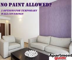 how to decorate a rental home without painting 10 removable adhesive products all renters should know about