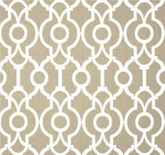 Geometric Fabrics Upholstery Taupe Tan Geometric Fabric By The Yard Designer Drapery Fabric