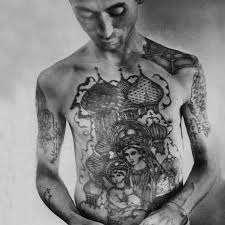 russian criminal tattoos cool hunting