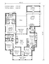 awesome 4 bedroom french country house plans interior4you on 3