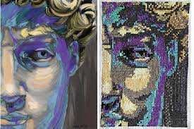 cross stitch pattern design software cross stitch pattern design for beginners peacock fig