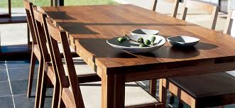 de la espada dining table la espada minimal dining table