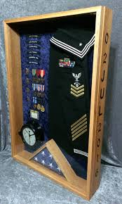 3x5 Flag Display Case With Certificate Us Navy Shadow Box Questions On Design Or Price Contact