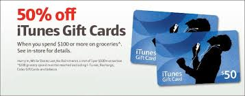 half price gift cards 50 itunes gift cards at coles gift cards on sale
