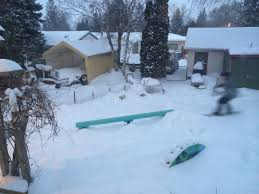 taking control of your space or snowboarding in your backyard