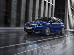 peugeot executive car 2018 peugeot 308 facelift officially unveiled new engines